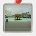 Diplodocus Dinosaur Ornament