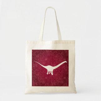 Diplodocus Pictograph Budget Tote Bag