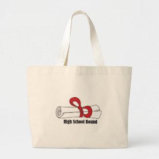 Diploma_HighSchoolBound Bag