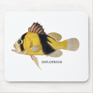 DIPLOPRION MOUSE PAD