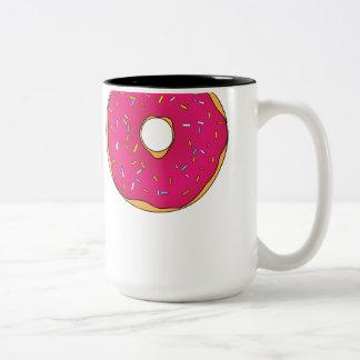 Dippin D oh-nuts Coffee Mug