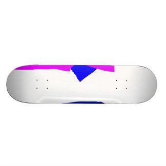 Diptych 21.6 Cm Skateboard Deck