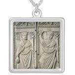 Diptych of Boethius  Consul in 487 AD Pendant