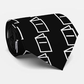 Diptyches Minimal Tie