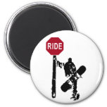 directions... ride? refrigerator magnets