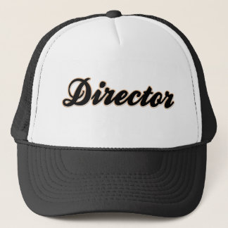 Director Baseball Style Trucker Hat
