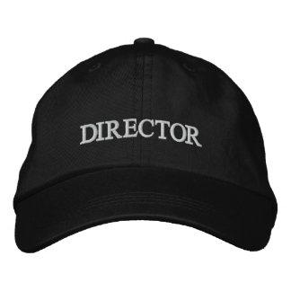 DIRECTOR Embroidered La La Land Hat Embroidered Cap