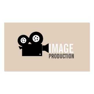 Director Film Movies Producer Production Business Cards