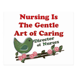 Director of Nurses Postcard