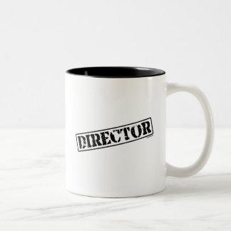 Director Stamp Mug