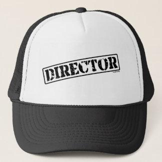Director Stamp Trucker Hat