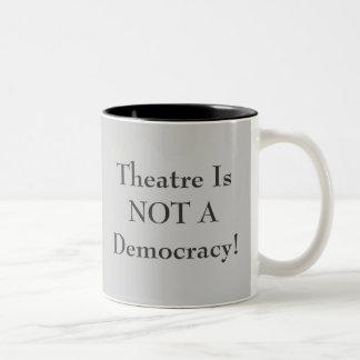 Director's Cup Two-Tone Mug