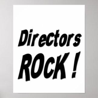 Directors Rock! Poster Print