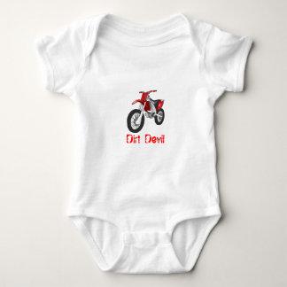 Dirt Bike Baby Onsie Baby Bodysuit