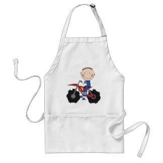 Dirt Bike - Boy Tshirts and Gifts Standard Apron