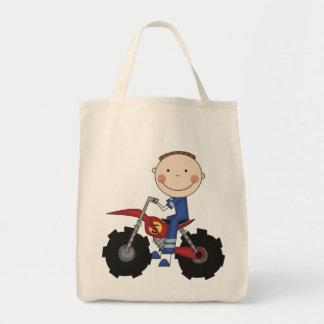 Dirt Bike - Boy Tshirts and Gifts Tote Bag