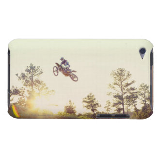 Dirt Bike Barely There iPod Cases