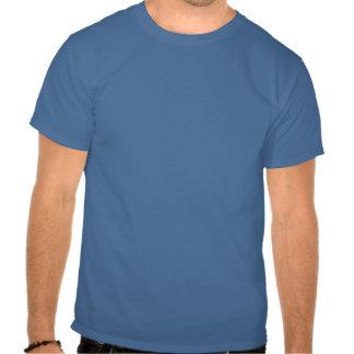 Dirt Bike Front Number Plate: Blue - Dark Number T-shirts