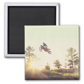 Dirt Bike Magnet