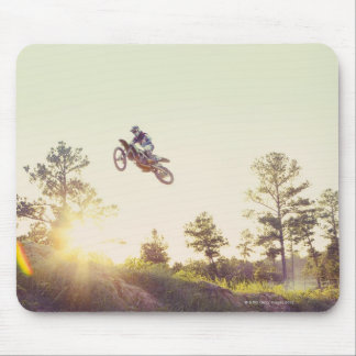 Dirt Bike Mouse Mat