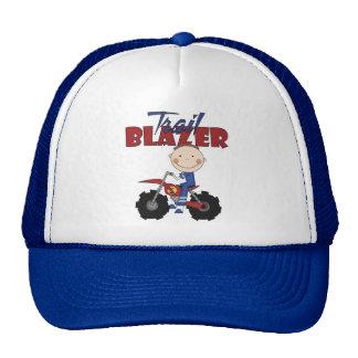 Dirt Bike Trail Blazer Mesh Hat