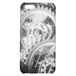 dirt bike wheels cover for iPhone 5C