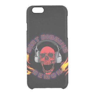 Dirt Digging Demon iPhone 5/6/6s Cover iPhone 6 Plus Case
