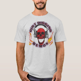 Dirt Digging Demon T-shirt