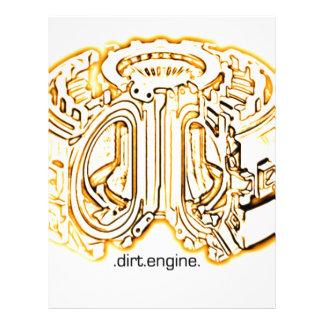 dirt engine flyers
