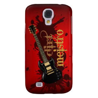 Dirt Maestro Electric Grunge Guitar Galaxy S4 Case