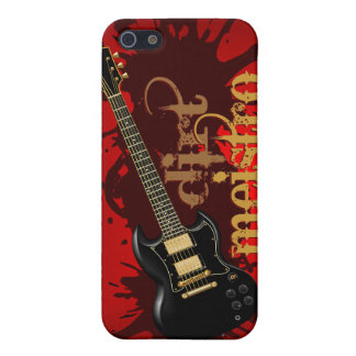 Dirt Maestro Electric Grunge Guitar Covers For iPhone 5