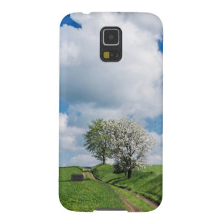 Dirt Road and Apple Trees Case For Galaxy S5