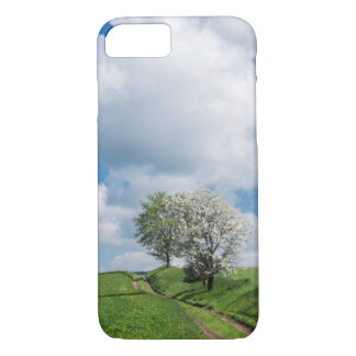 Dirt Road and Apple Trees iPhone 8/7 Case