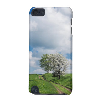 Dirt Road and Apple Trees iPod Touch 5G Covers