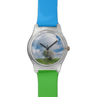 Dirt Road and Apple Trees Watch