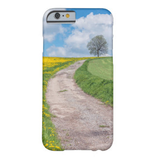 Dirt Road and Tree Barely There iPhone 6 Case