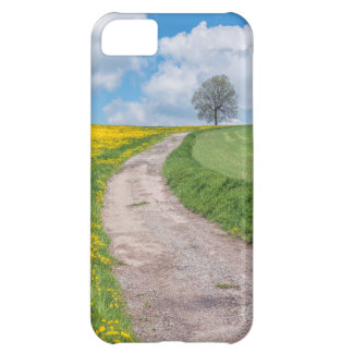 Dirt Road and Tree iPhone 5C Case