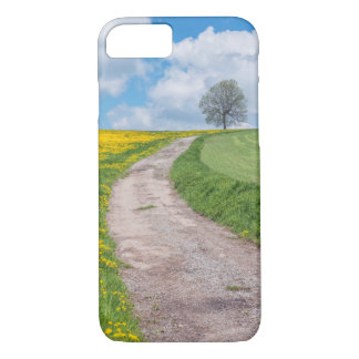 Dirt Road and Tree iPhone 8/7 Case