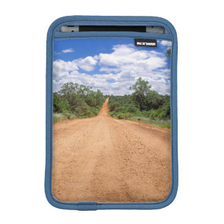 Dirt Road, Kruger National Park, Mpumalanga iPad Mini Sleeve