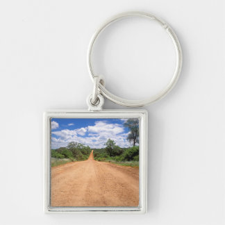 Dirt Road, Kruger National Park, Mpumalanga Key Ring