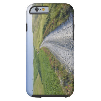 Dirt Road through Fields and Hills, Val d'Orcia, Tough iPhone 6 Case