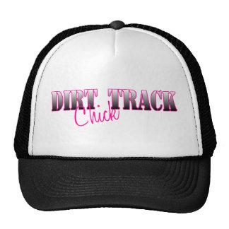 Dirt Track Chick Hat