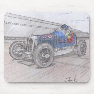 DIRT TRACK RACER mousepad