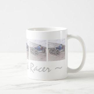 DIRT TRACK RACER mug
