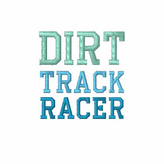 DIRT TRACK RACER polo shirt