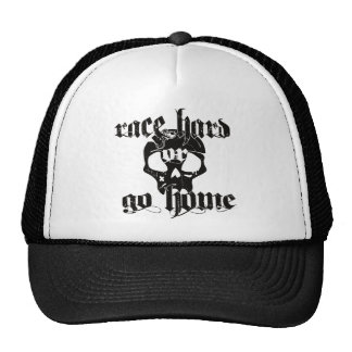 Dirt Track Racing Nascar Hat