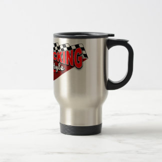 Dirt Tracking Southern Style Stainless Steel Travel Mug