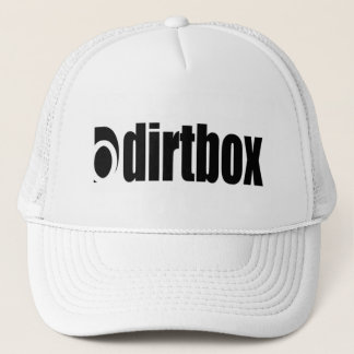 DIRTBOX HAT TEXT