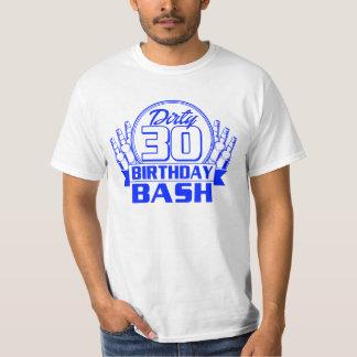 Dirty 30 Birthday Bash Tshirts