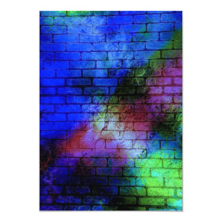 dirty-408147 ABSTRACT COLORFUL GRAFFITI RANDOM SPR Card